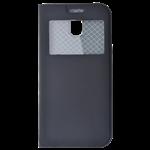 Étui Folio Fenêtre Noir pour Samsung J5 2017