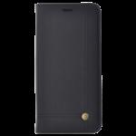 Étui Folio Prestige Noir pour Huawei Y6 2018