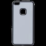 Coque Rigide Noir et plaque Alu pour Huawei P10 Lite