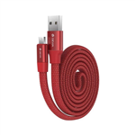Cable Lightning Devia Ring Y1 Rouge