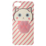 Coque Anti Stress Patte de Chat Rose pour Apple iPhone 7/8