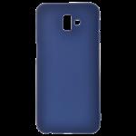 Coque TPU Soft Touch Bleu Samsung A6 2018