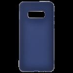 Coque TPU Soft Touch Bleu pour Samsung S8