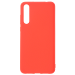 Coque TPU Soft Touch Rouge Samsung A50