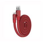 Cable USB Type C Devia Ring Y1 Rouge