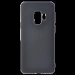 Coque TPU Soft Touch Noir Samsung A6 2018