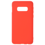 Coque TPU Soft Touch Rouge pour Samsung S8