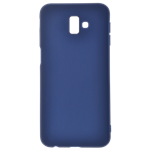 Coque TPU Soft Touch Bleu pour Samsung S9