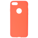 Coque TPU Soft Touch Rouge pour Apple iPhone 7/8