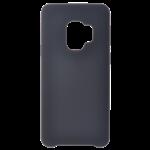 Coque Silicone Liquide Noir pour Huawei Mate 20
