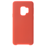 Coque Silicone Liquide Rouge pour Huawei Mate 20