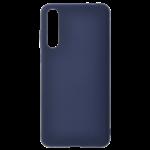 Coque TPU Soft Touch Bleu Samsung A50