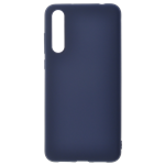 Coque TPU Soft Touch Bleu Samsung A70