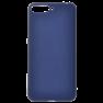 Coque TPU Soft Touch Bleu pour Huawei Y5 2018