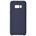 Coque Silicone Liquide Bleu pour Samsung S10