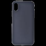 Coque TPU Soft Touch Noir Samsung A10