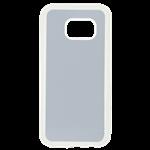 Coque Rigide Transparent et plaque Alu pour Samsung S7