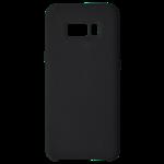 Coque Silicone Liquide Noir pour Samsung S10 Plus