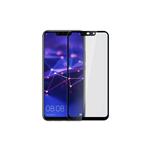 Verre Trempé Bord à Bord 2.5D Noir pour Huawei Y6 2019 / Honor 8A