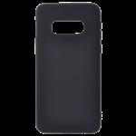 Coque TPU Soft Touch Noir pour Samsung S8