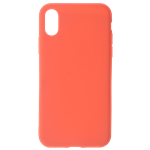 Coque TPU Soft Touch Rouge Apple iPhone XS Max