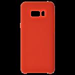 Coque Silicone Liquide Rouge pour Samsung S10 E