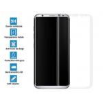 Verre Trempé Bord à Bord 3D Transparent pour Samsung S8 Plus
