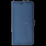 Étui Folio Trendy Stick Bleu pour Altice S40