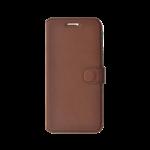 Étui Folio Parfumable Extasin Marron pour Apple iPhone X / XS
