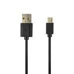 Cable Lightning Compatible 3 Mètres Noir TQ Vrac