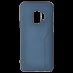 Coque Trendy Bleu pour Samsung A8 2018