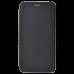 Étui Folio 360 Magnet Noir pour Huawei Y5 2019