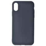 Coque TPU Soft Touch Noir Apple iPhone XR