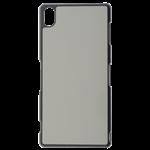 Coque Rigide Noir et plaque Alu pour Sony Xperia XZ3