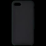 Coque Silicone Liquide Noir pour Apple iPhone 5/5S
