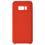 Coque Silicone Liquide Rouge pour Samsung S20 Ultra