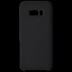 Coque Silicone Liquide Noir pour Samsung S20 Ultra