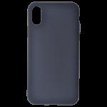 Coque TPU Soft Touch Noir Samsung S20 Plus