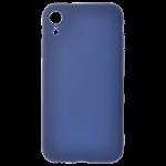 Coque Silicone Liquide Bleu pour Samsung S20
