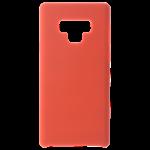Coque Silicone Liquide Rouge pour Samsung Note 10 Plus