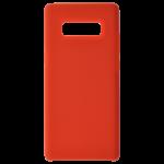 Coque Silicone Liquide Noir pour Samsung Note 10