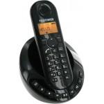 Téléphone Dect Telefunken TB 251 Peps Solo Répondeur Noir
