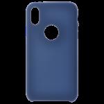 Coque Silicone Liquide Noir pour Huawei P40 Pro