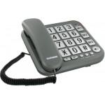 TELEPHONE FILAIRE TELEFUNKEN TF401 NOIR