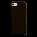 Coque Silicone Liquide Bleu pour Apple iPhone 12 (5.4)