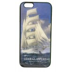 Coque Star Clippers Mer Agitée pour Apple iPhone 6/6S