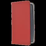 Étui Folio Magnet Rouge pour Samsung A21S EXCLUSIVE MOBILE
