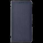 Étui Folio Magnet Noir pour Samsung A12