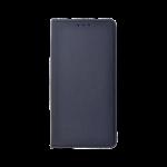 Étui Folio Magnet noir pour Samsung S21 Ultra