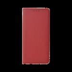 Étui Folio Magnet rouge pour Samsung S21 Plus
